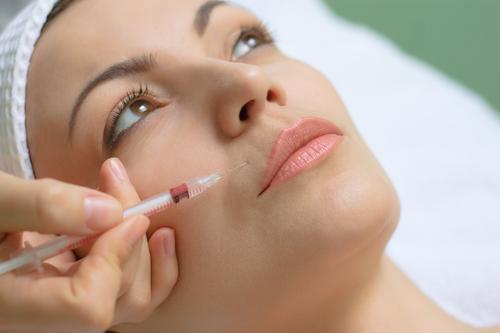 Botox Technique