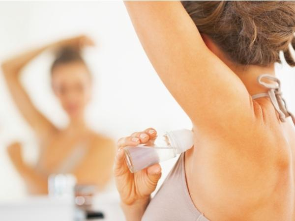 underarm sweating treatment