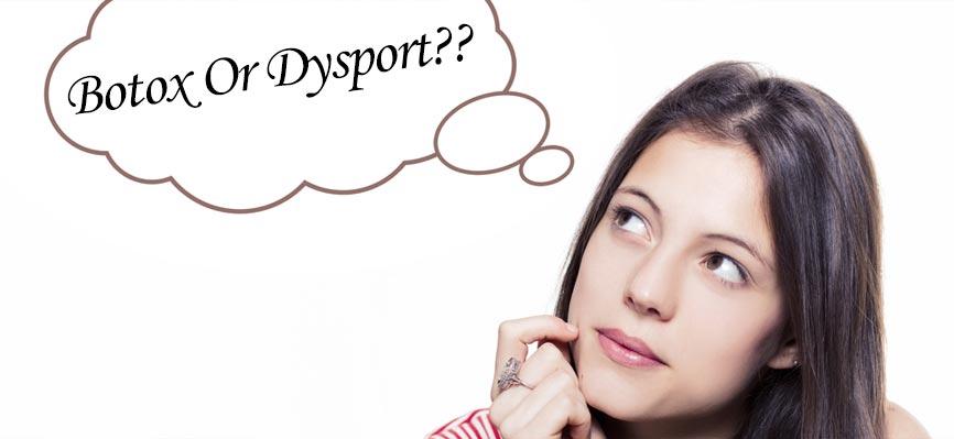 botox or dysport